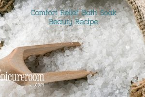 Comfort Relief Bath Soak
