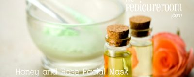 Honey and Rose Facial Mask
