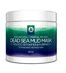 Organic Dead Sea Mud Mask