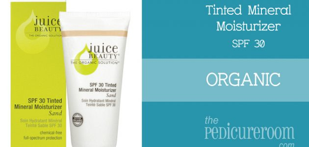 Organic Tinted Mineral Moisturizer